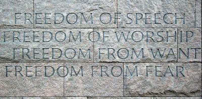 The Four Freedoms, Democratic Values, and the Conservative Challenge