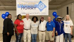 HCDP Launches 'Engage Horry' Community Outreach with Loris Event