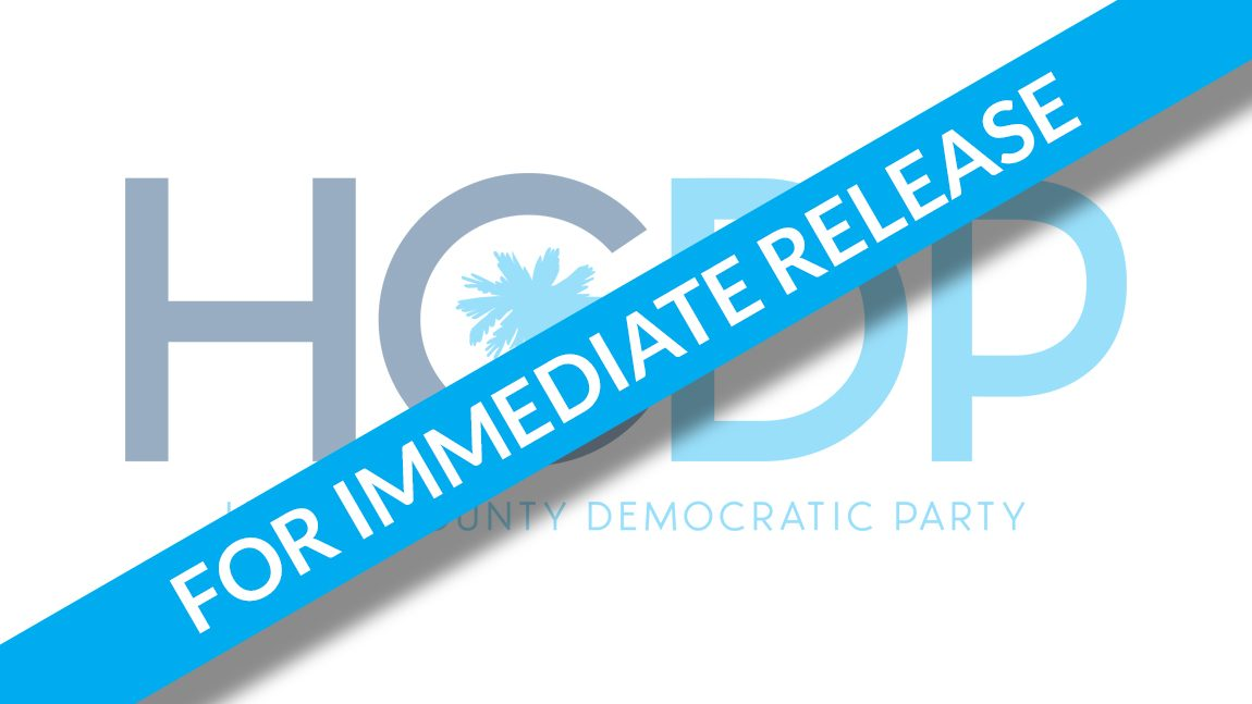 HCDP - For Immediate Release