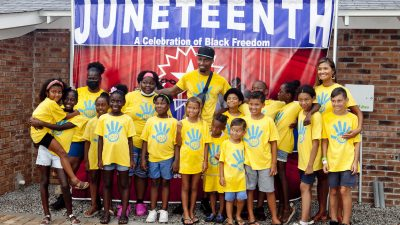 Celebrating Juneteenth: A Unifying Event