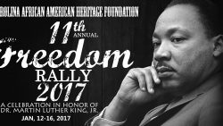 """2017 Annual MLK """"Freedom Rally"""" Moves to Convention Center"""