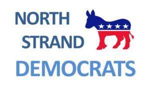 N Strand Dems logo