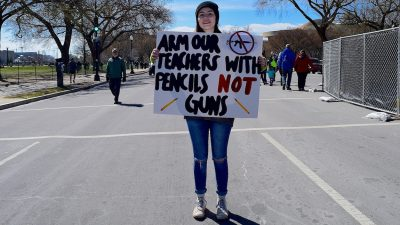 Attacking Our Freedoms: Part Four, Freedom from Fear