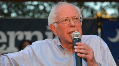Bernie Sanders: Failure Not an Option in Fighting Climate Change