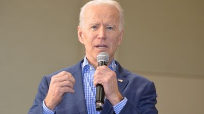 Joe Biden Speaks on Campus of Coastal Carolina University
