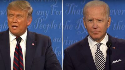 Debate? What Debate?
