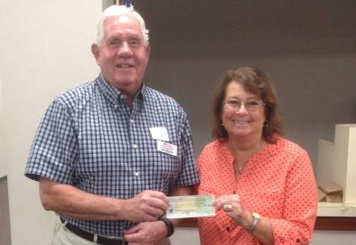 HCDP Donates to the Veterans Home and Resource Center