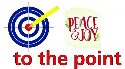 Wishing You Joy, Peace, and Love