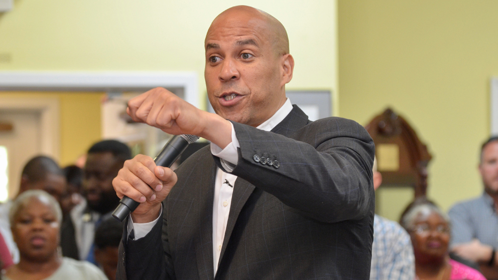 Corey Booker: Respond to Hatred with Love