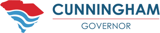 Joe Cunningham for Governor of South Carolina