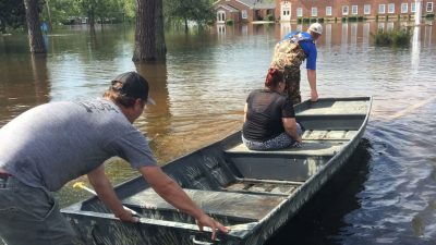 Dems Care; Help with Florence Recovery