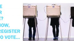Important Voter Registration Information!