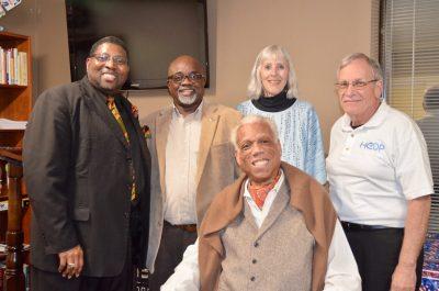 HCDP Commemorates Black History Month