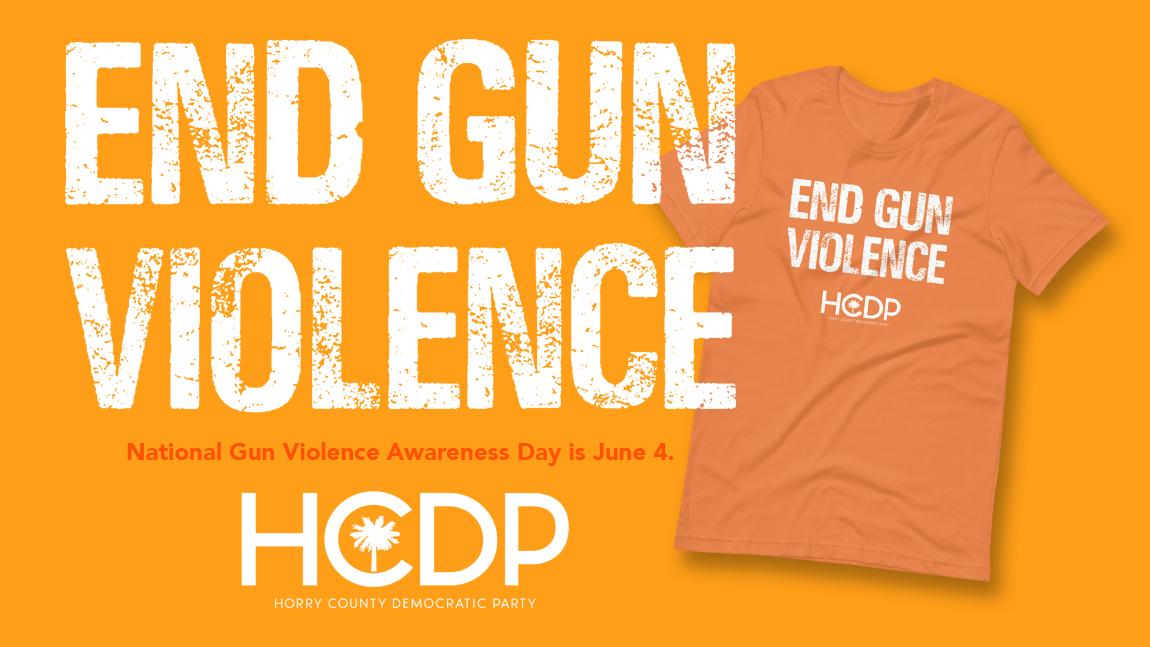Wear Orange! Join the Fight Against Gun Violence