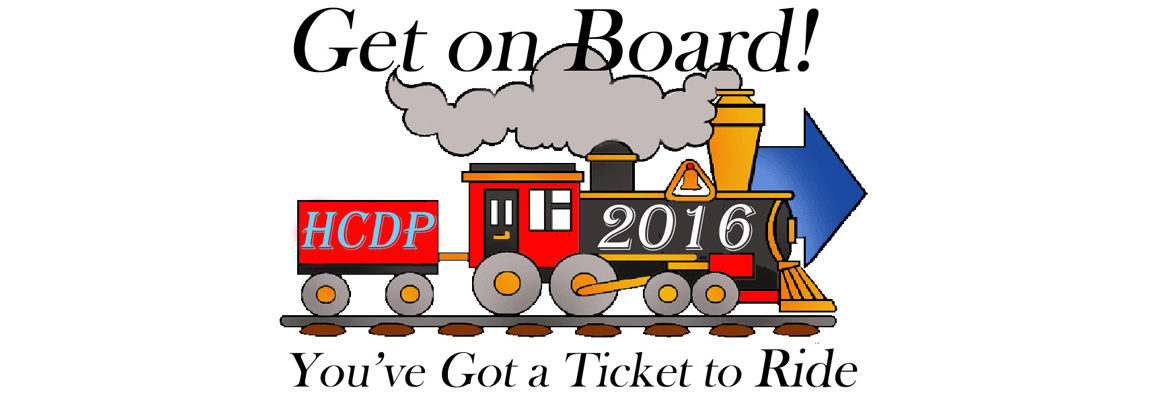 Get On Board For 2016 Campaign Kickoff!