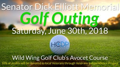 Senator Dick Elliot Memorial Golf Outing