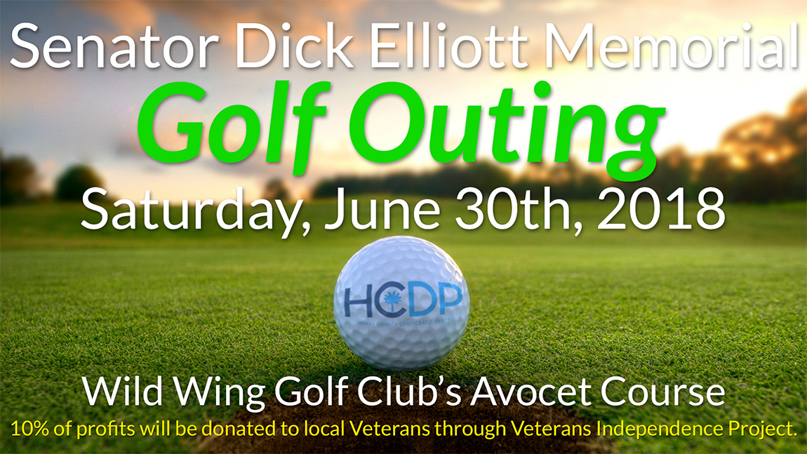 Golf Outing Registration Closed