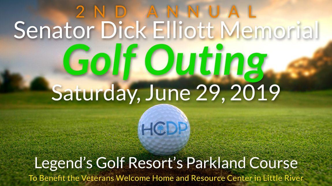 2nd Annual Sen. Dick Elliott Memorial Golf Outing