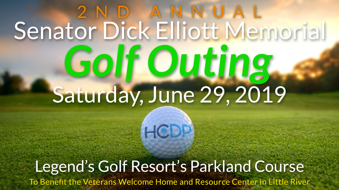 2nd Annual Sen. Dick Elliott Memorial Golf Outing