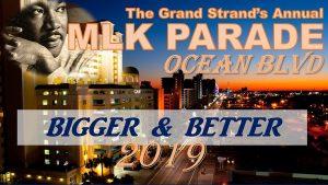 The Grand Strand's Annual MLK Unity Parade