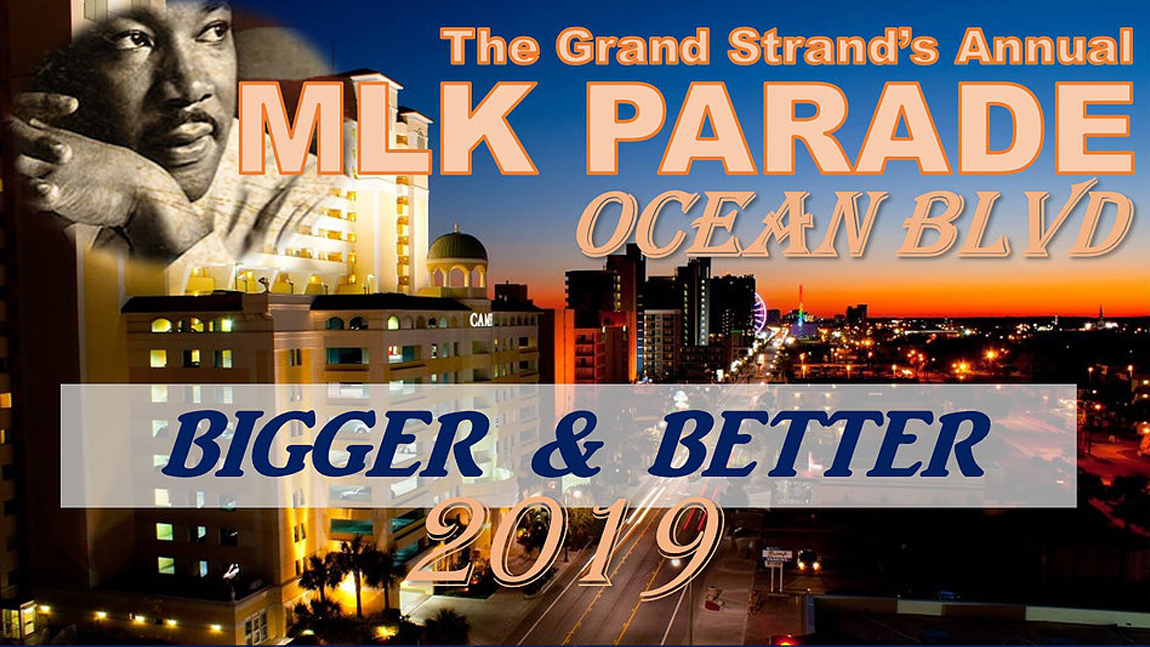 The Grand Strand's Annual MLK Unity Parade