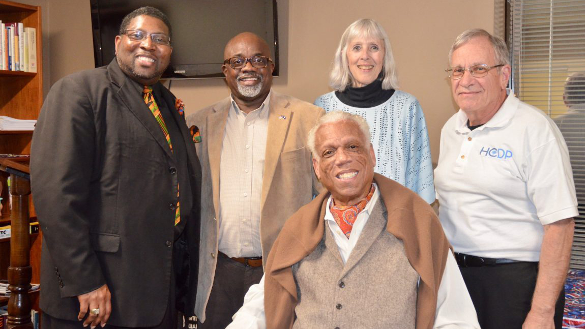 HCDP Commemorates Black History Month