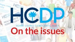 HCDP on the Issues