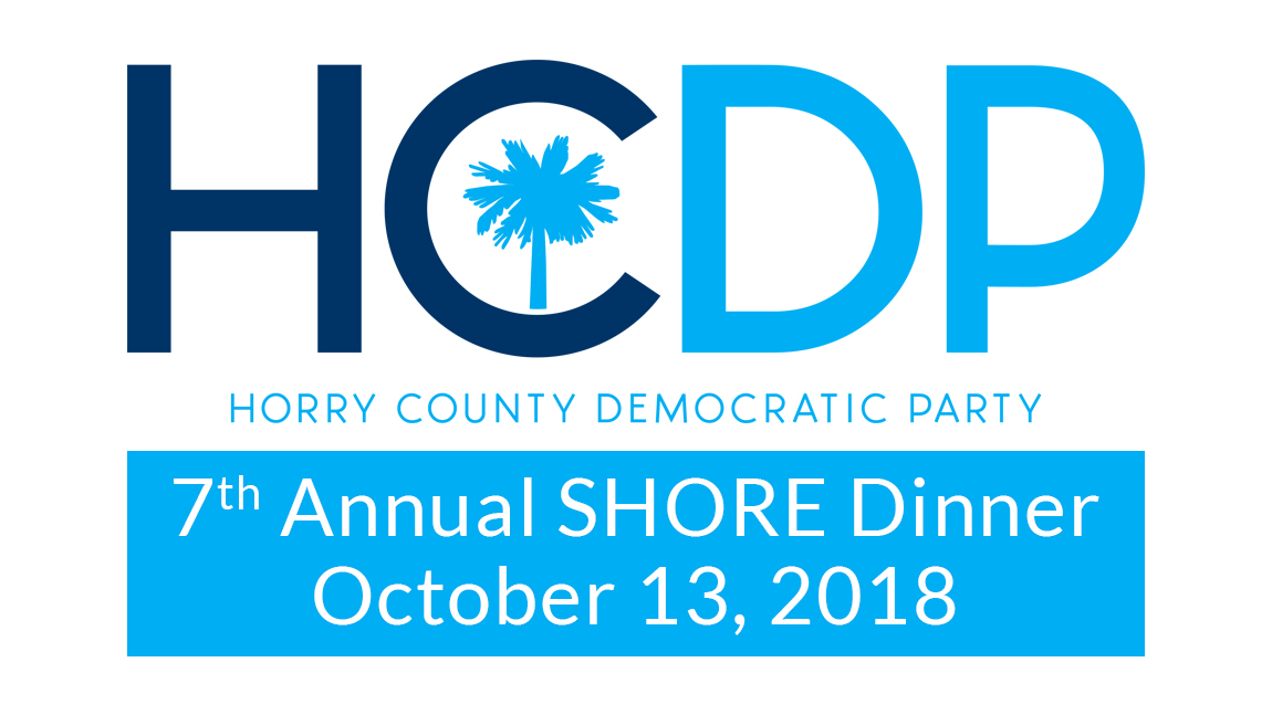 Hory County Democratic Party's Annual fundraising gala, the SHORE Dinner