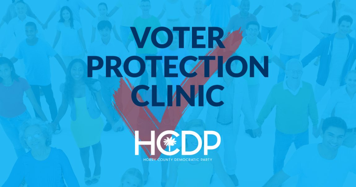 HCDP Voter Protection Clinic