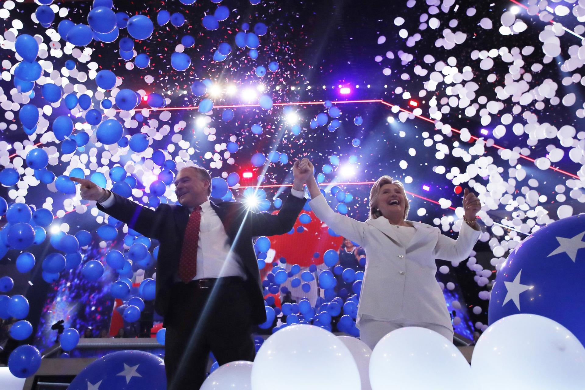 Hillary Kaine 2016