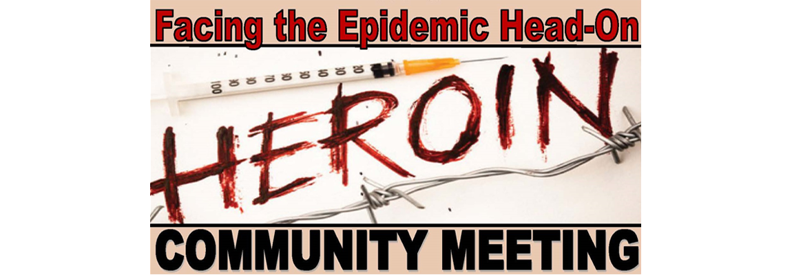 As Heroin Epidemic Grows in Horry, Young Dems Voice Concern; Public Meeting Aug. 16