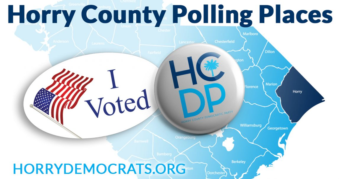 Horry County Polling Places