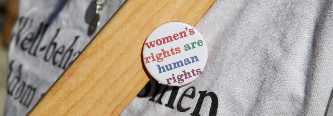 I Am Woman: Protecting Reproductive Rights
