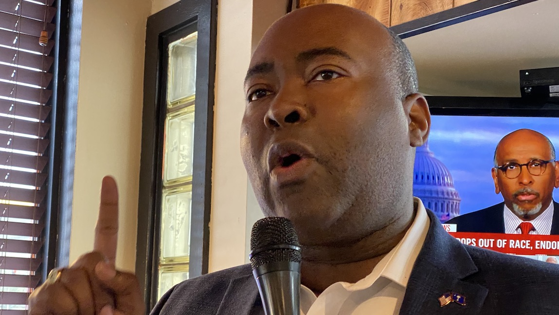 Jaime Harrison: Time to Restore Hope