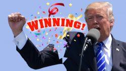 Is Trump's America Winning Yet?