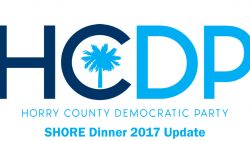 "Democrats Rally to ""Turn Horry County Blue"" at 6th Annual SHORE Dinner"