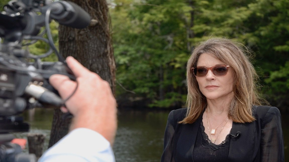 Presidential Candidate Marianne Williamson Visits Horry County