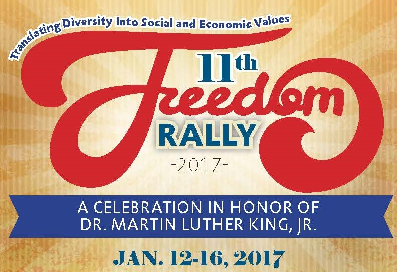 Prominent Figures to Headline 2017 MLK Celebration
