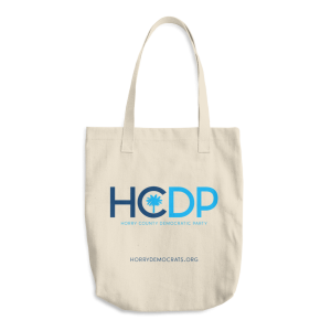 Horry County Democratic Party Tote Bag