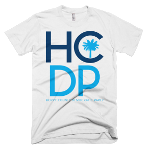 Horry County Democratic Party Short Sleeve Unisex T-Shirt