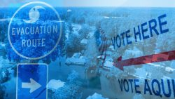Natural Disasters Can Affect Voting Rights