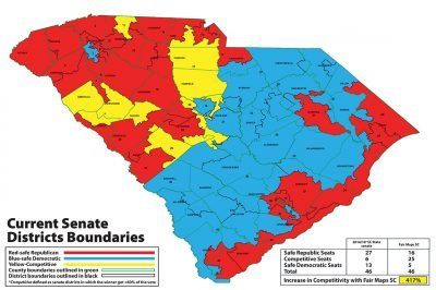 SC's Rigged Elections: Gerrymandering Reform Needed