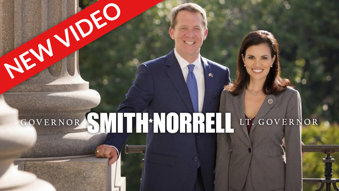 Smith/Norrell: The 46-County Campaign Video