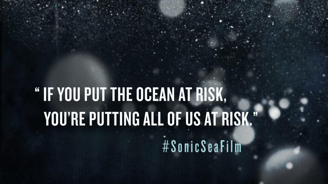 "Final Screening of ""Sonic Sea"" on Aug. 31"