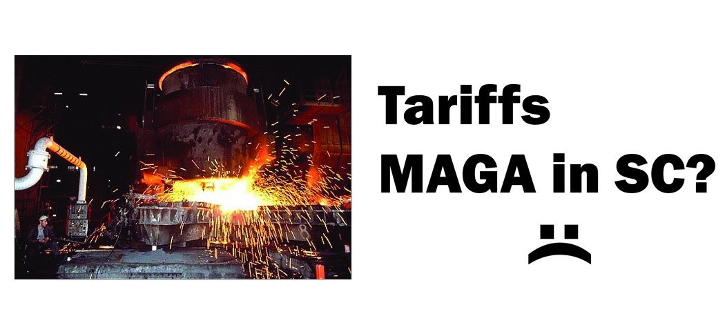 What Do Trump's Tariffs Mean for South Carolina?