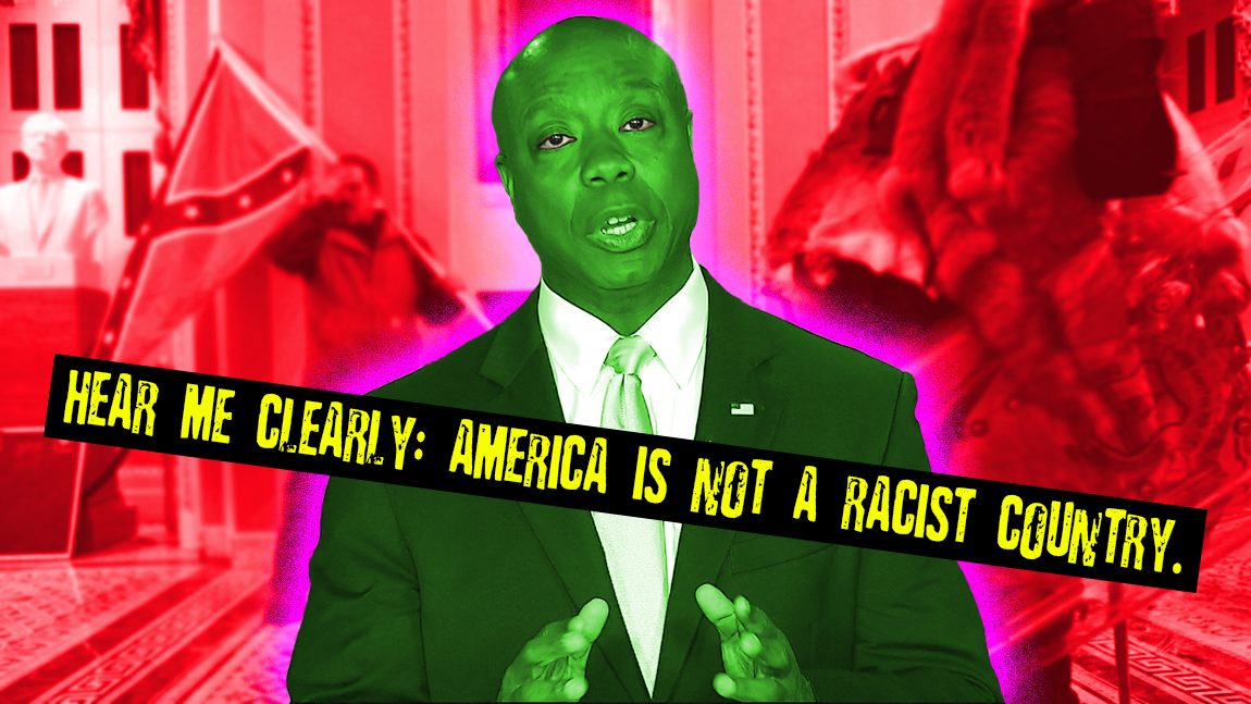 Tim Scott and American Racism: Republican Denial Continues