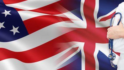 US and UK Healthcare Plans: A Comparison