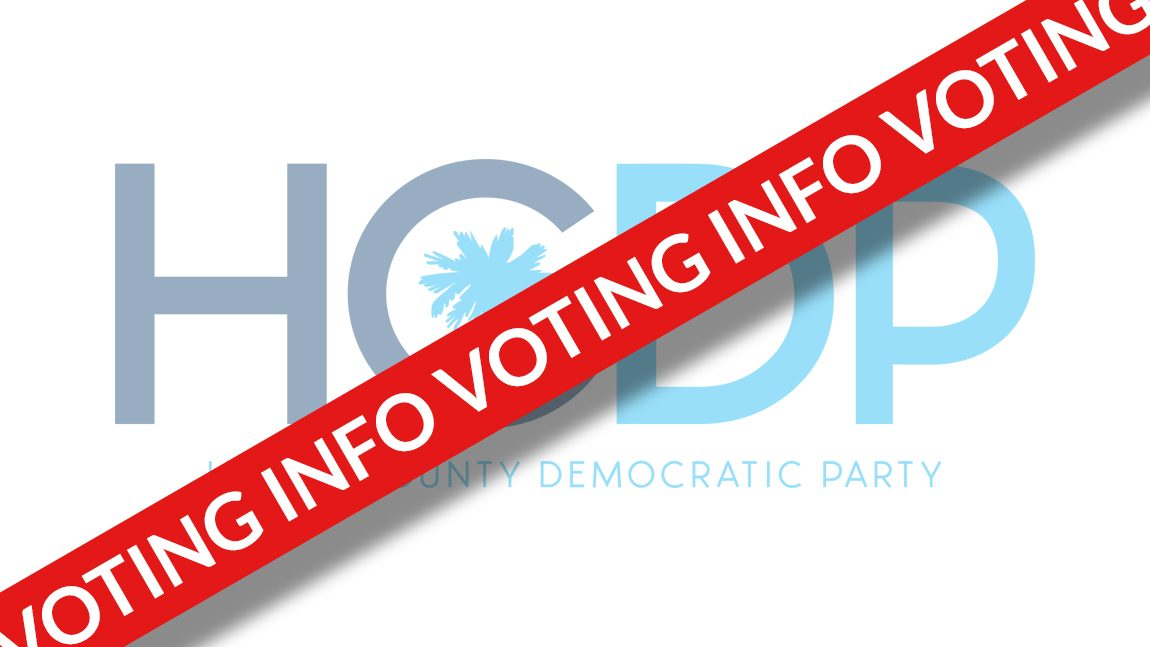 HCDP to Launch Major Voter Registration Effort on May 1 for June Primary