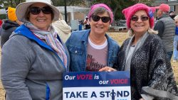 HCDP Attends Myrtle Beach Women's March