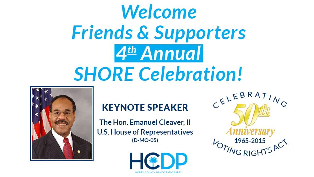 HCDP SHORE Celebration